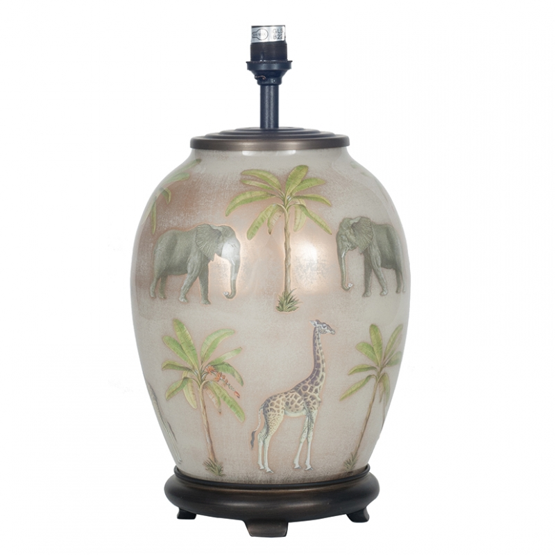 Jenny Worrall Safari Medium Table Lamp Jw63